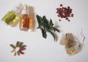 フィトセラピーに使うハーブやサプリメントの剤型